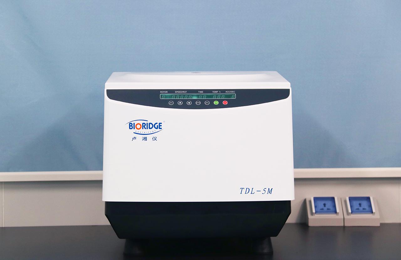 TDL-5M台式大容量冷冻离心机