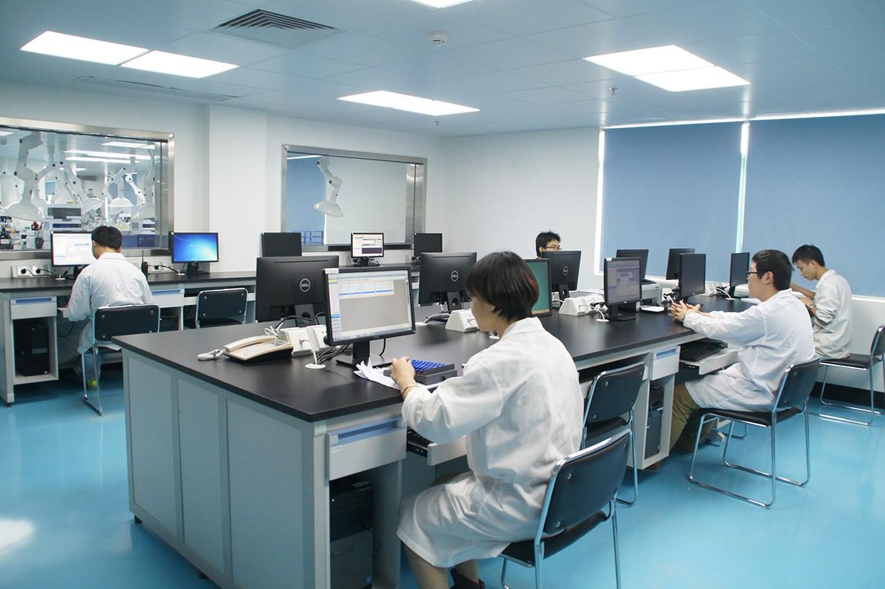 液相控制室